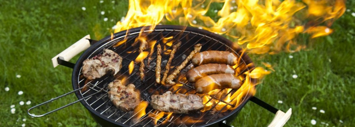 Barbecue in brand