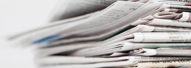 Stapel kranten