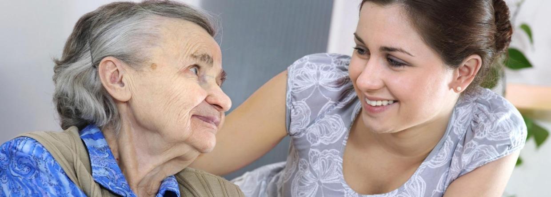 Mantelzorg voor oma